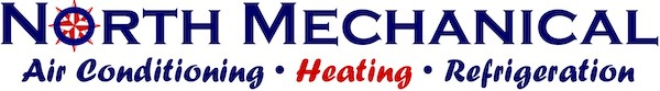 North Mechanical Heating and Cooling Logo
